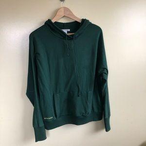 Cutter and Buck green Oregon hoodie